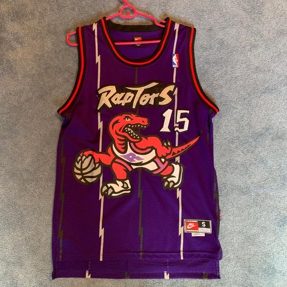 d16a3b1e17d5 NBA Toronto Raptors Vince Carter Jersey. M 5c23cd9b534ef90ea9ec9a66. Other  Shirts you may like. JORDAN jersey tank top